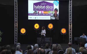 Salon de L'Habitat - Plateau TV